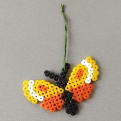 Papillon en perles HAMA