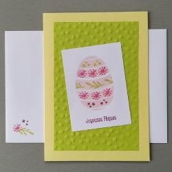 Carte pour Pâques