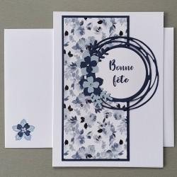 """Carte """"Bonne fête"""""""