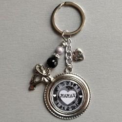 Porte-clés Maman