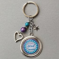 Porte-clés Mamie
