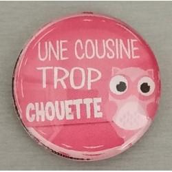 Aimant Cousine