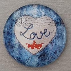 "Aimant ""Love"""